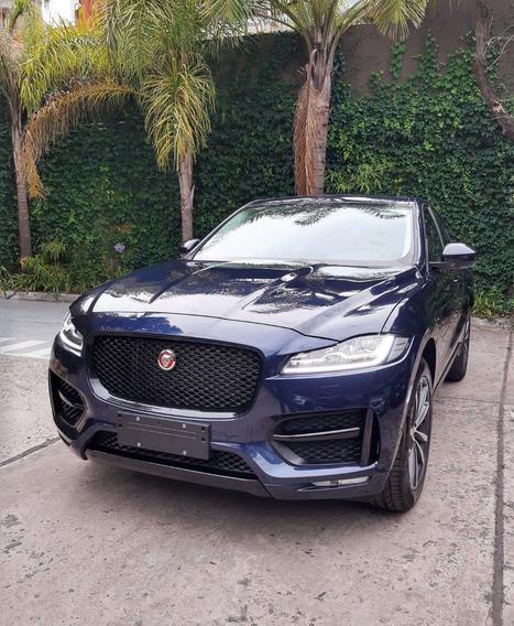 Jaguar F-pace R-sport 300hp Awd - Tc/bna