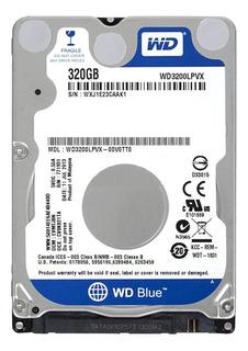 Disco duro interno Western Digital WD3200LPVX 320GB azul