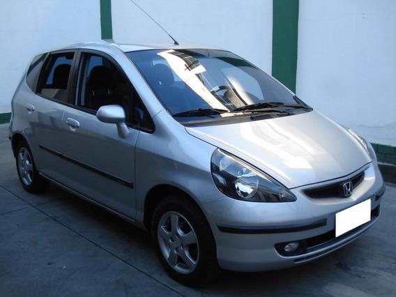 Honda Fit 1.4 Lxl 82cv Gasolina Automático 2007.
