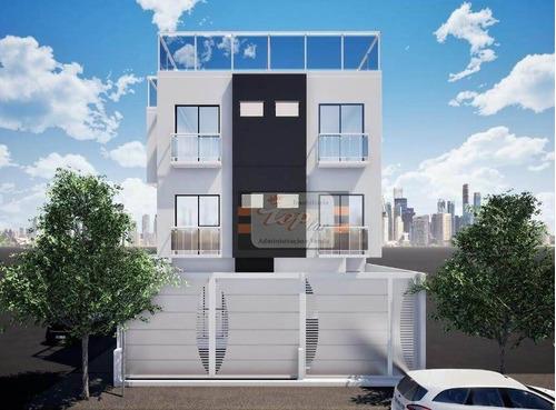 Apartamento Com 2 Dormitórios À Venda, 41 M² Por R$ 230.000,00 - Piqueri - São Paulo/sp - Ap1458