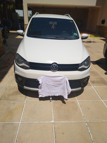 Volkswagen Crossfox 2013 1.6 Vht Total Flex I-motion 5p