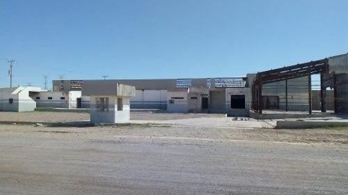 Nave Industrial Y Oficinas En Sonora