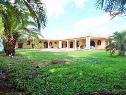 Colonia Maya Casa De Una Planta