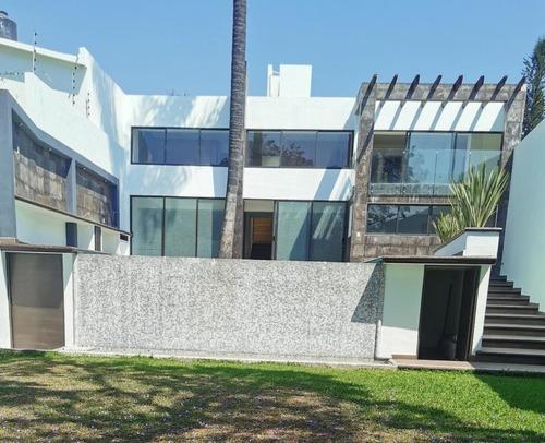 Venta De Casa Residencial Cuernavaca Morelos