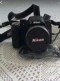 Câmera E Filmadora Semi Profissional Nikon Coolpix P520...