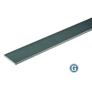 Planchuela De Hierro De 1 X 1/8 - Gramabi - Barra Lisa De 25,40 X 3,20 Mm X 6 Mt Herrería Reja Pulgada