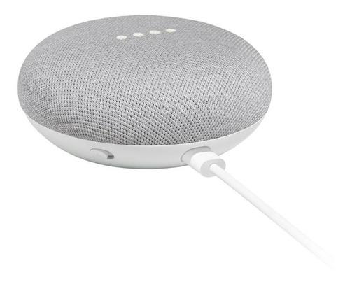Asistente Personal Google Home Mini Gris Ga00210-la