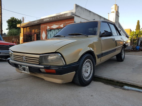 Peugeot 505 Gnc