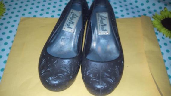 Zapatos De Tacón (talla 31/2) Usados