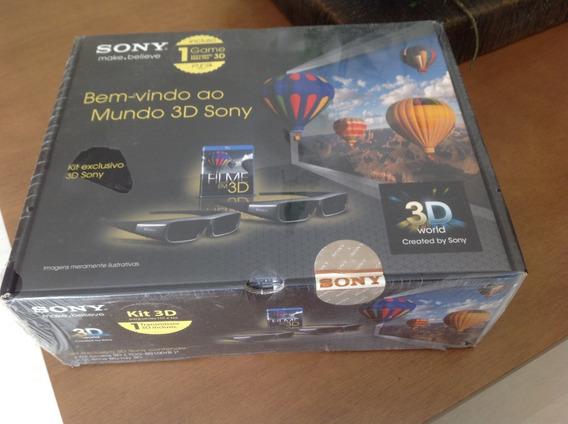 Kit 3d Sony