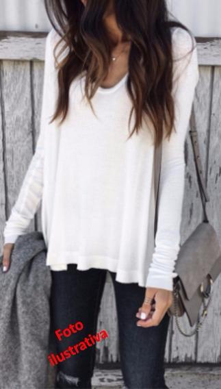 Sexy Suéter Bcbgeneration Escote Espalda Ivory Outfit C328