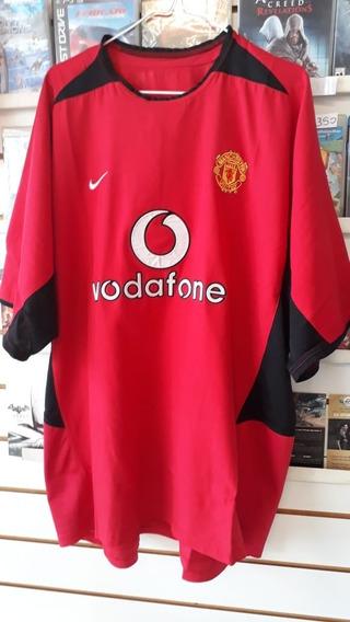 Camiseta De Manchester United Original 2002