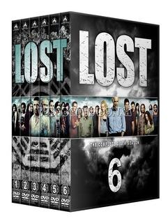 Lost Serie Completa Dvd 6 Temporadas Pack Colección