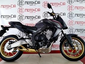 Honda Cb 650f 2015/2015 Preta
