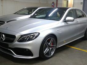 Mercedes-benz Clase C63 Amg S 510cv 0km Entrega Inmediata!!