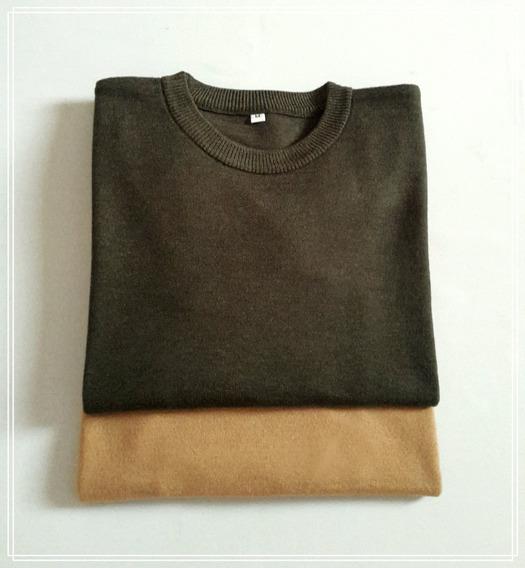Sweater De Bremer Y Lycra - Pullover Mujer