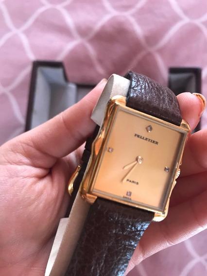 Reloj De Mano Pellestier De Cuerda