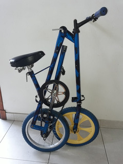 Bicicleta Plegable Unica