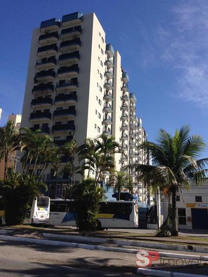 Apartamento Para Venda Por R$240.000,00 - Jardim Três Marias, Guarujá / Sp - Bdi18858