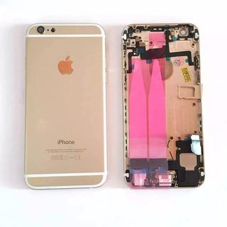 Carcaça Traseira Completa Com Flex iPhone 6g 4.7 Envio Já!