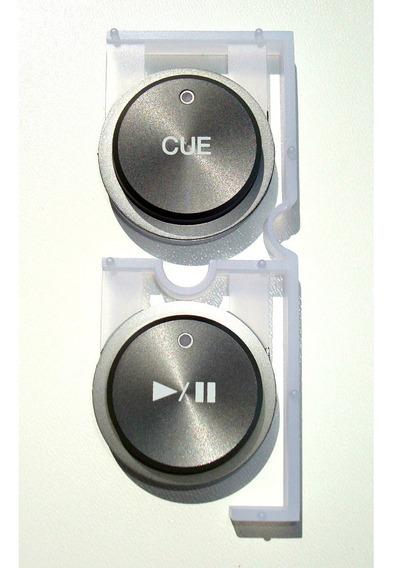 Botão Play Cue Pioneer Cdj 200 400 Original