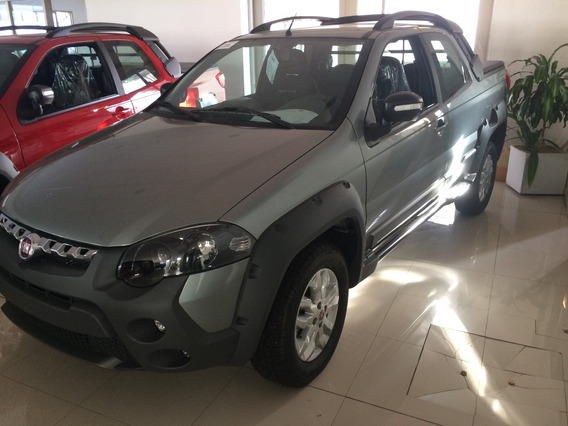 Fiat Strada 1.6 Adventure Loker Cd 2020