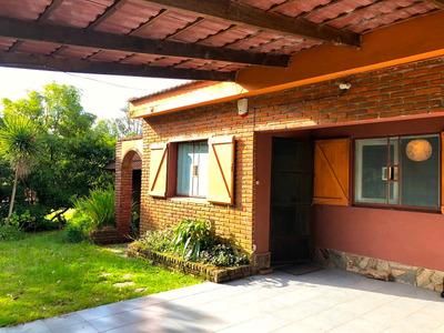 Preciosa Casa Con Gran Terreno