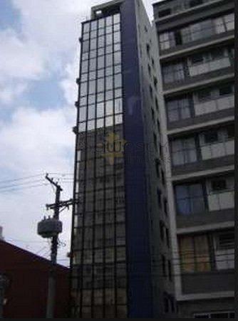 Sala Comercial A Venda No Bairro Bigorrilho Em Curitiba - - 4128-1