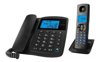 Teléfono Inalambrico Alcatel E150 Dect 6.0/analog Altavoz