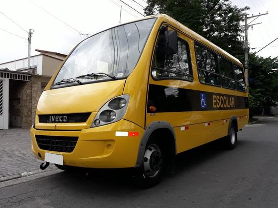 Iveco City Class 70c17 Ano 2013 29 Lugares Escolar