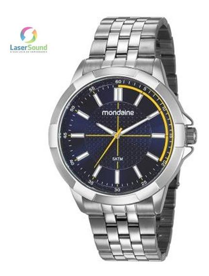 Relógio Mondaine Masculino 99363g0mvne1, C/ Garantia E Nf
