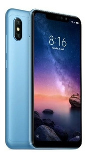 Redmi Note 6 Pro 64gb 4ram Global Azul-celeste