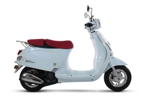 Motomel Scooter Strato Euro 150 - Aszi Motos