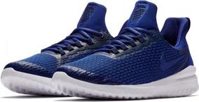 Tenis Nike Renew Rival Azul Marino Hombre Originales