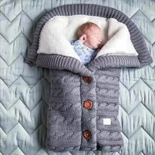 Saco De Dormir Cobertor De Bebê