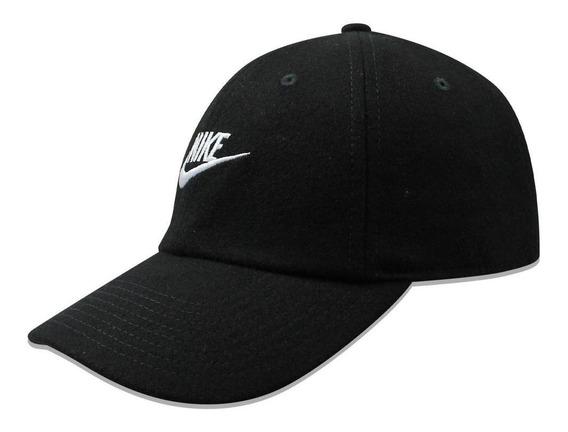 Gorra Nike Curva Ck1326010 Negro