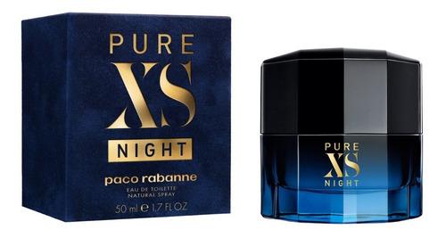Perfume Pure Xs Paco Rabanne 100ml Hombre Original
