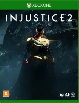 Injustice 2 Xbox One Mídia Física Usado