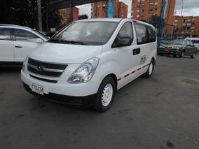 Hyundai H1 12 Pasajeros Publica