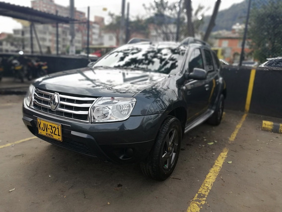 Renault Duster Expression 1.600, 4x2 Mecánica Modelo 2014