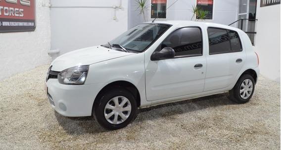 Renault Clio Mio Confort Plus 2013 Nafta 1.2 Blanco
