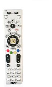 Controle Remoto Sky Hdtv Plus H67 +pilhas -remanufaturado