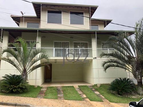 Casa À Venda, 350 M² Por R$ 1.200.000,00 - Condomínio Itatiba Country Club - Itatiba/sp - Ca7092