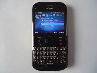 Celular Nokia Asha 302, Tirar Fotos Com 5,0 Mpx Com Flash