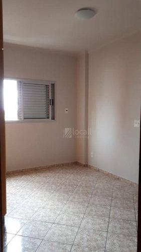Imagem 1 de 15 de Apartamento Com 2 Dormitórios Para Alugar, 48 M² Por R$ 980/mês - Vila Imperial - São José Do Rio Preto/sp - Ap2641