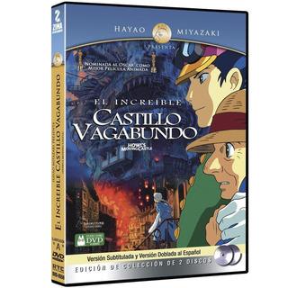 El Increible Castillo Vagabundo, Dvd Special, Hayao Miyazaki