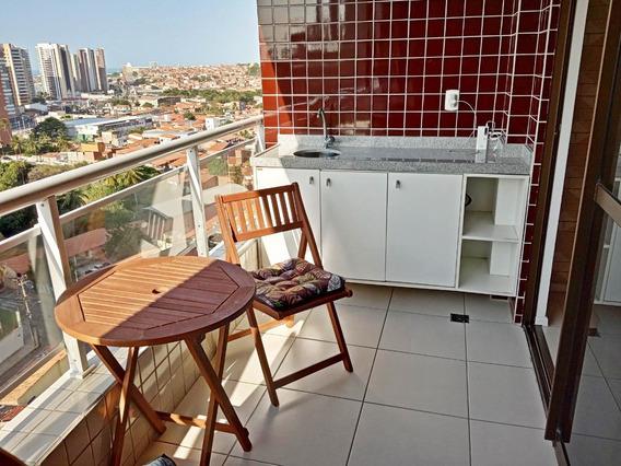 Apartamento 3 Quartos, Mobiliado - Meireles
