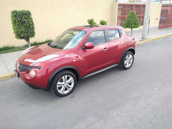 Nissan Juke 1.6 Exclusive Mt 2013