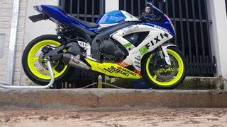 Suzuki Srad 750cc 2011
