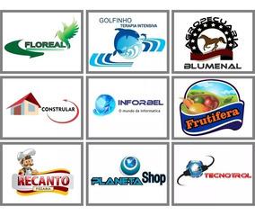 Logomarca Logotipo Logo Arte Profissional Criar Logo!